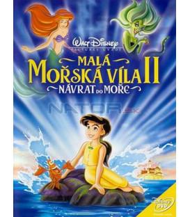 MALÁ MOŘSKÁ VÍLA 2: NÁVRAT DO MOŘE (The Little Mermaid II: Return to the Sea) DVD
