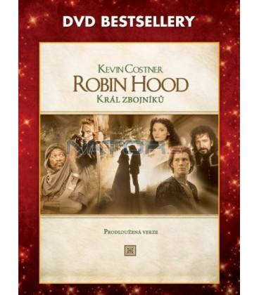 Robin Hood: Král zbojníků (Robin Hood: Prince of Thieves) - CZ DABING !!!  DVD bestsellery