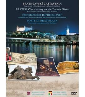 Bratislavské zastavenia (Bratislava - Beauty On The Danube River) DVD