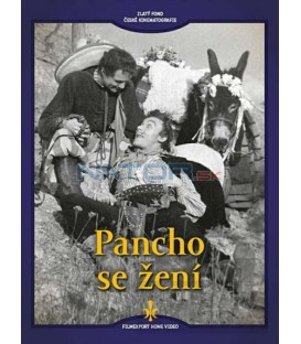Pancho se žení  DVD