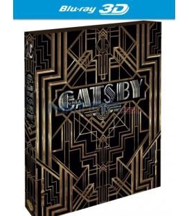 Velký Gatsby (The Great Gatsby 2BD+CD soundtrack) 2Blu-ray 3D+2D+CD