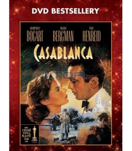 Casablanca (Casablanca) CZ DABING - DVD bestsellery