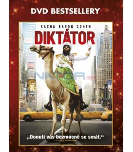 Diktátor (The Dictator) - DVD bestsellery
