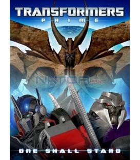 TRANSFORMERS PRIME 1. SÉRIE (Transformers Prime Season 1) Disk 5 - DVD