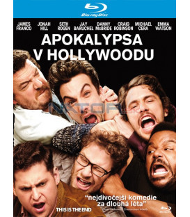 APOKALYPSA V HOLLYWOODU (This Is The End) - Blu-ray
