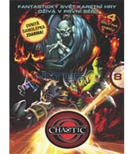 CHAOTIC – 8. DVD – SLIM BOX