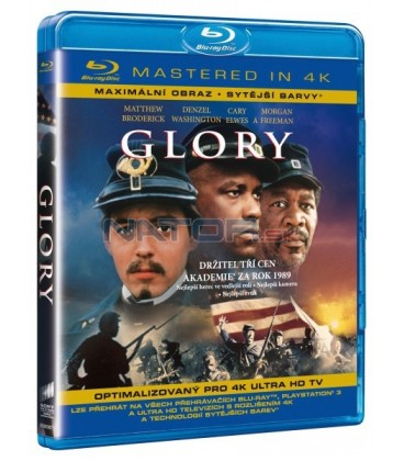 Sláva (Glory) (4 K MASTERED) BLU-RAY