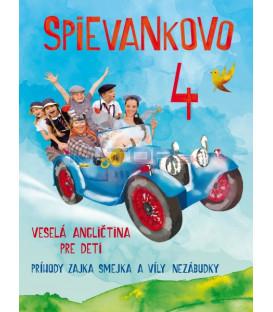 Spievankovo 4 - Podhradská/Čanaky 2 X DVD