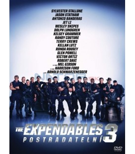 EXPENDABLES 3 : POSTRADATELNÍ 3 DVD