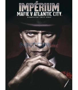 Impérium - Mafie v Atlantic City, 3. sezóna 5DVD (Boardwalk Empire)