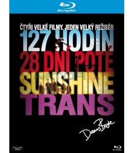 Kolekce Dannyho Boyla, 4 Blu-ray