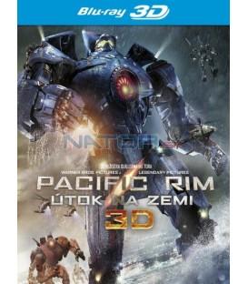 PACIFIC RIM: ÚTOK NA ZEMI (Pacific Rim) - 3 X Blu-ray 3D + 2D