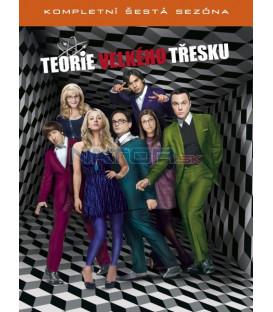 Teorie velkého třesku 6.série 3DVD   (Big Bang Theory Season 6)