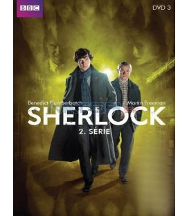 Sherlock 2. séria - III.DVD