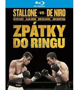 Zpátky do ringu (Grudge Match) - Blu-ray Sylvester Stallone