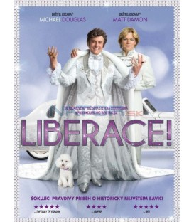 LIBERACE! (Behind the Candelabra) DVD