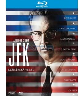 JFK - Blu-ray STEELBOOK, Pouze CZ titulky !!