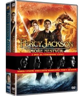 Percy Jackson 1+2 KOLEKCE DVD (Percy Jackson) DVD