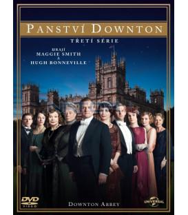 Panství Downton 3 ( Downton Abbey ) DVD