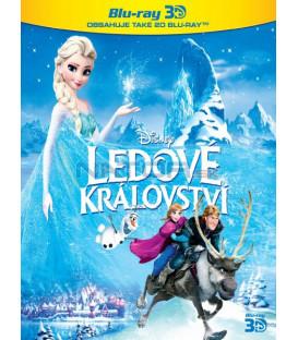LEDOVÉ KRÁLOVSTVÍ ( Frozen) - Blu-ray 3D + 2D