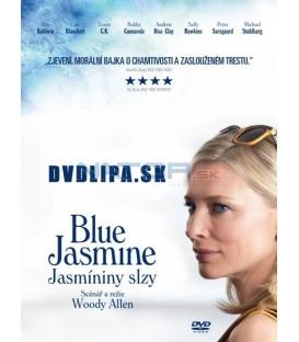 JASMÍNINY SLZY (Blue Jasmine) DVD