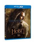 HOBIT: ŠMAKOVA DRAČÍ POUŠŤ (Hobbit: The Desolation Of Smaug) - 4 Blu-ray 3D + 2D