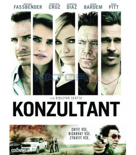 Konzultant (The Counselor) DVD