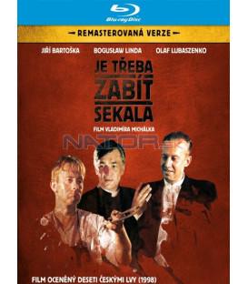 Je třeba zabít Sekala   (Je třeba zabít Sekala) - Blu-Ray