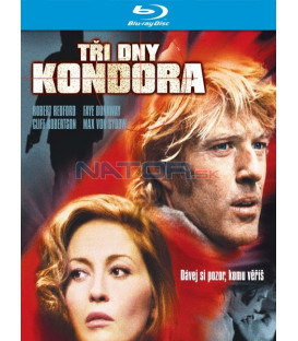 Tři dny Kondora (Three Days of Condor) - Blu-ray