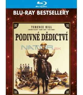 Podivné dědictví  (Man of the East) - Blu-ray bestsellery