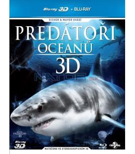 Predátoři oceánů (Ocean predators 2012) - Blu-ray 3D