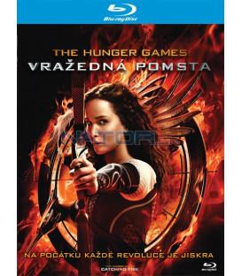 Hunger Games: Vražedná pomsta (Skúška ohňom) (The Hunger Games: Catching Fire) - Blu-ray