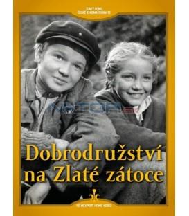 Dobrodružství na Zlaté zátoce DVD