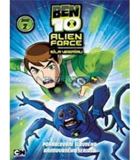 BEN 10: ALIEN FORCE – 2. DVD – SLIM BOX DVD