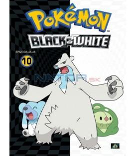 Pokémon: Black & White 45.-48. díl (DVD 10)