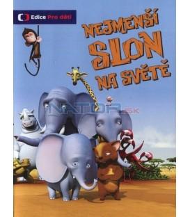 Nejmenší slon na světě DVD