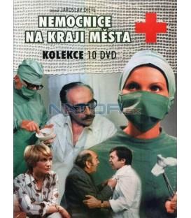 Nemocnice na kraji města - KOMPLET - 10 x DVD