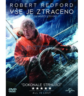 Vše je ztraceno (All Is Lost) DVD
