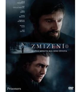 Zmizení ( Prisoners) 2013 DVD