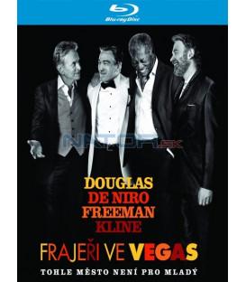 Frajeři ve Vegas (Last Vegas) - Blu-Ray