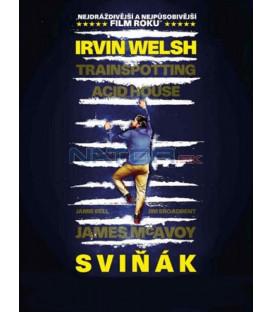 Sviňák (Filth) DVD
