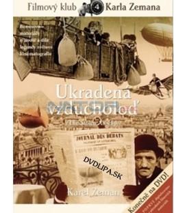 Ukradená vzducholoď - Karel Zeman 1966 DVD