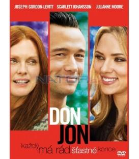 Lásky Don Jona ( Don Jon) DVD
