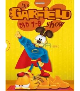 Garfield kolekcia (7-9 DVD)