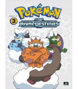 Pokémon: B&W Rival Destinies 11.-15. díl (DVD 3)