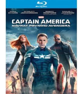 Captain America: Návrat prvního Avengera (Captain America: Winter Soldier) Blu-ray