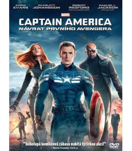 Captain America: Návrat prvního Avengera (Captain America: Winter Soldier) DVD