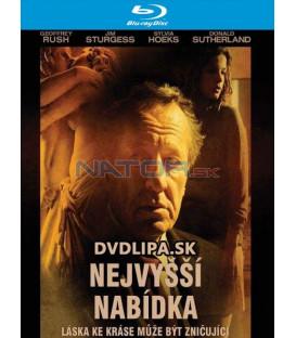 Nejvyšší nabídka (The Best Offer) Blu-Ray
