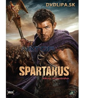 Spartakus: Válka zatracených (Spartacus: War of Damned) 4 x DVD