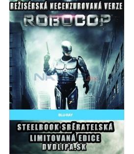 ROBOCOP (1987) Režisérská necenzurovaná verze STEELBOOK Sběratelská limitovaná edice - Blu-ray